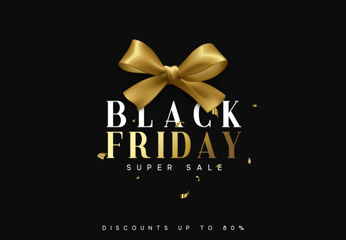 GARAIO AG Blog_Black Friday
