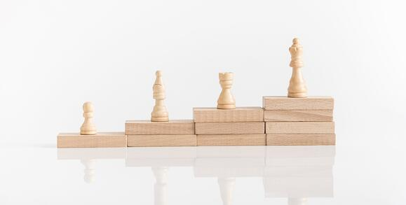 Die Strategie der kleinen Schritte...