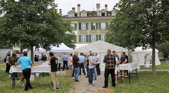 200 Gourmets feierten den GARAIO Grillevent