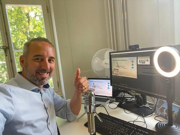 Rückblick Webinar EMPLOYEE EXPERIENCE mit Edelweiss