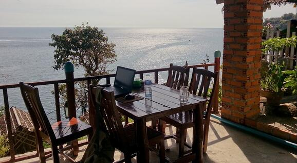 Mein Arbeitsalltag als digitaler Nomade