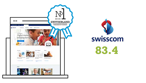 Swisscom_beste Webseite @GARAIO News