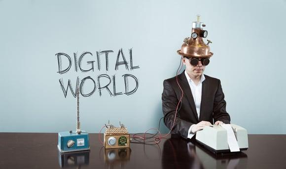 Digitalisierung war gestern