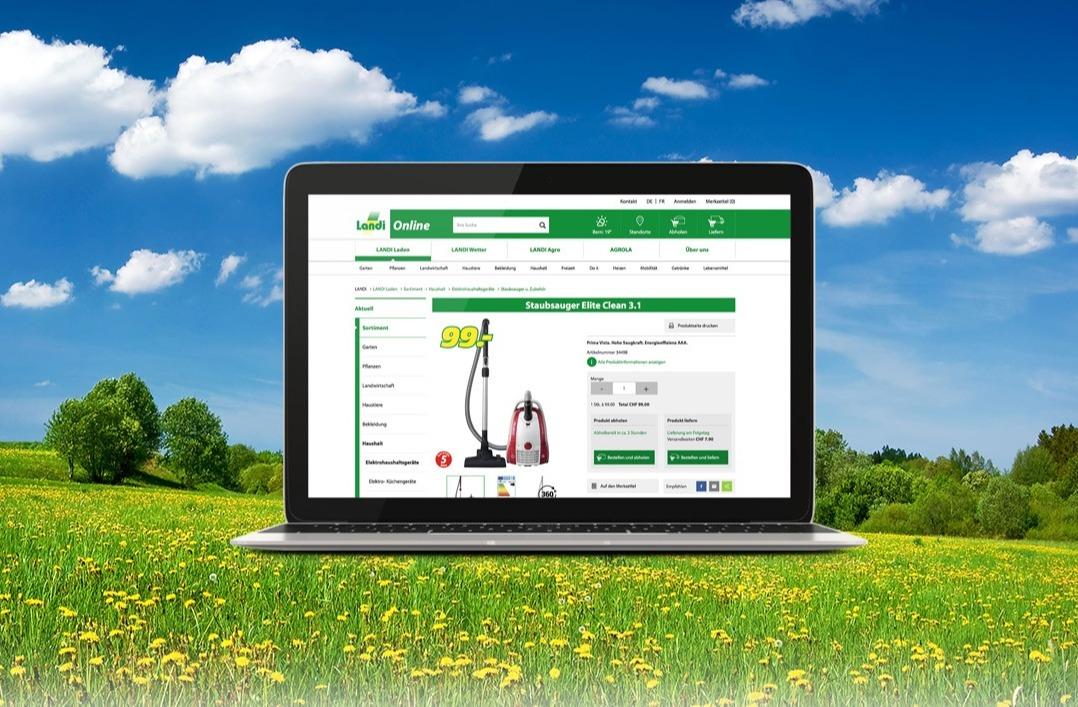 GARAIO AG Kundencase LANDI